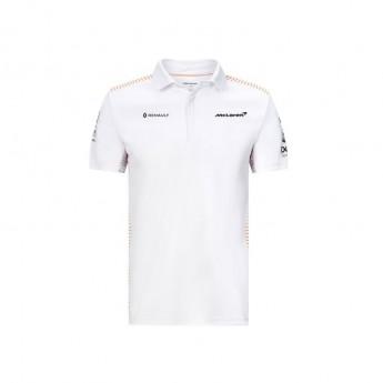 Mclaren Honda polokošeľa white F1 Team 2020