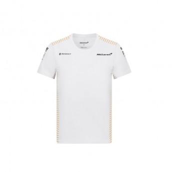 Mclaren Honda detské tričko white F1 Team 2020