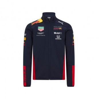 Red Bull Racing detská bunda teamwear softshell navy F1 Team 2020