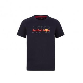 Red Bull Racing detské tričko large logo navy F1 Team 2020