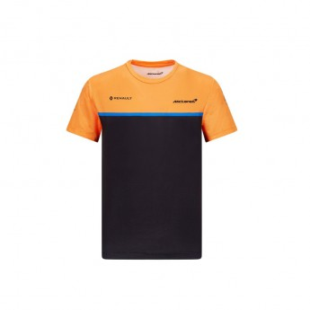 Mclaren Honda detské tričko black F1 Team 20120