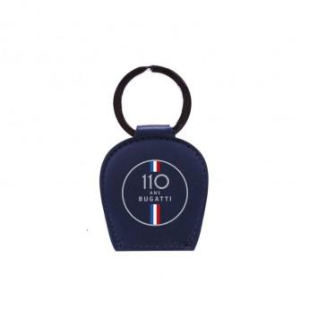 Bugatti kľúčenka 110 Ans Leather Logo 2020