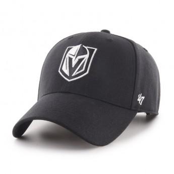 Vegas Golden Knights čiapka baseballová šiltovka MVP Black/Grey