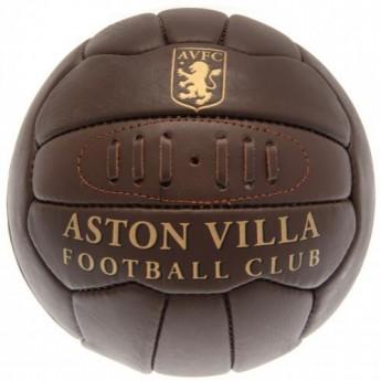 Aston Villa futbalová lopta Retro Heritage Football - size 5