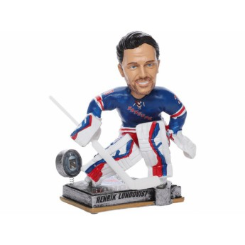 New York Rangers figúrka Henrik Lundqvist New York Rangers Bobblehead Action