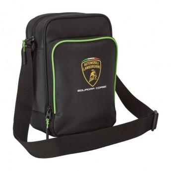 Lamborghini taška na rameno SC black Team 2020