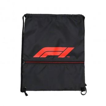Formule 1 športová taška black 2020