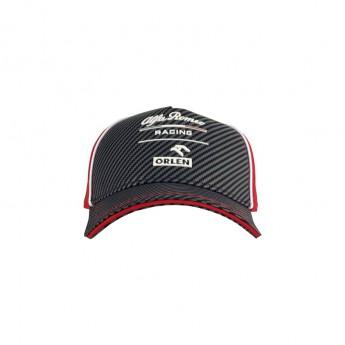 Alfa Romeo Racing detská čiapka baseballová šiltovka Redblack F1 Team 2020