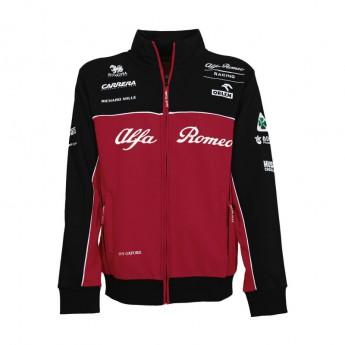 Alfa Romeo Racing pánska mikina Red F1 Team 2020