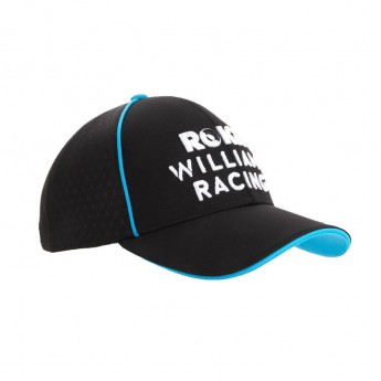 Williams detská čiapka baseballová šiltovka black F1 Team 2020