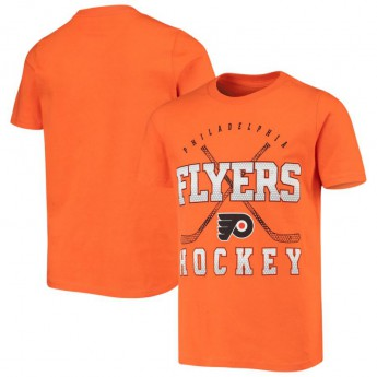 Philadelphia Flyers detské tričko Digital T-Shirt - Orange
