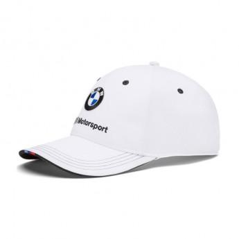 BMW Motorsport čiapka baseballová šiltovka white Team 2020