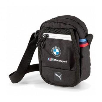 BMW Motorsport taška na rameno Small black Team 2020