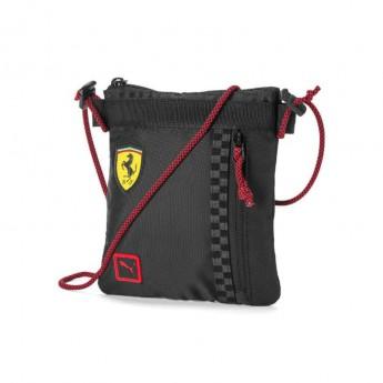 Ferrari taška na rameno Small black F1 Team 2020