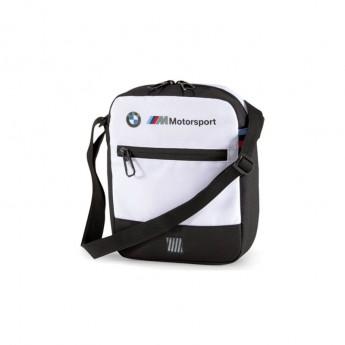 BMW Motorsport taška na rameno M Portable white 2020