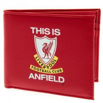 FC Liverpool peňaženka This Is Anfield Wallet