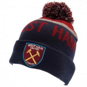 West Ham United zimná čiapka Ski Hat NG