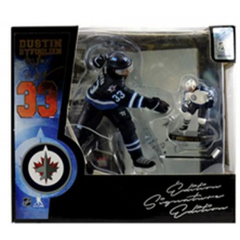 Winnipeg Jets figúrka Dustin Byfuglien #33 Set Box Exclusive