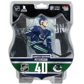 Vancouver Canucks figúrka Elias Pettersson #40 Imports Dragon