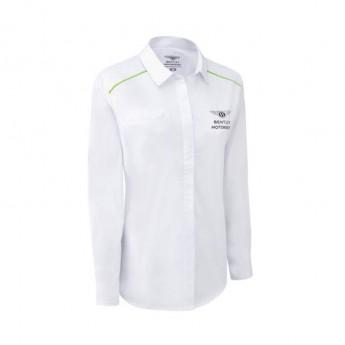 Bentley dámska košeľa Team 2020