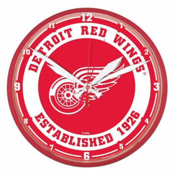 Detroit Red Wings hodiny Circle Win Craft 2020