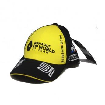 Renault F1 čiapka baseballová šiltovka Double Pilote black F1 Team 2020