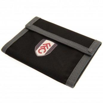 Fulham peňaženka Nylon Wallet black