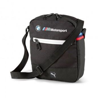 BMW Motorsport taška na rameno M Portable Bag Black Team 2020