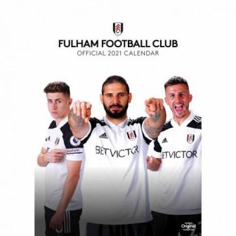 Fulham kalendár 2021