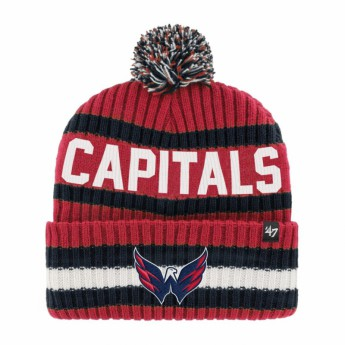 Washington Capitals zimná čiapka Bering 47 Cuff Knit