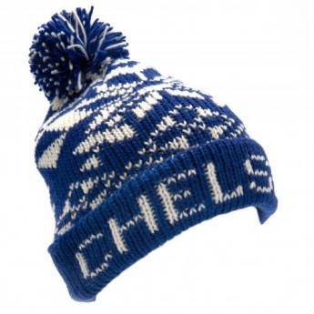 FC Chelsea zimná čiapka Fairisle Ski Hat