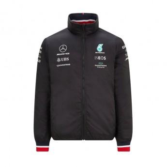 Mercedes AMG Petronas pánska bunda Padded spring F1 Team 2021