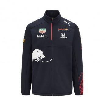 Red Bull Racing pánska bunda Teamwear Softshell F1 Team 2021