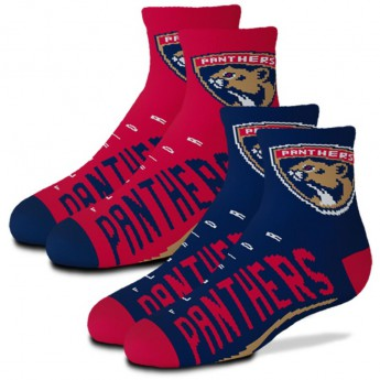 Florida Panthers detské ponožky For Bare Feet 2 Pairs