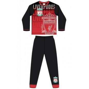 FC Liverpool detské pyžamo subli crest