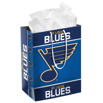 St. Louis Blues darčeková taška Gift Bag