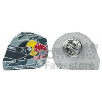 Red Bull odznak helmet
