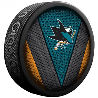 San Jose Sharks puk Stitch