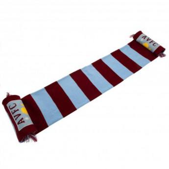 Aston Villa zimný šál Bar