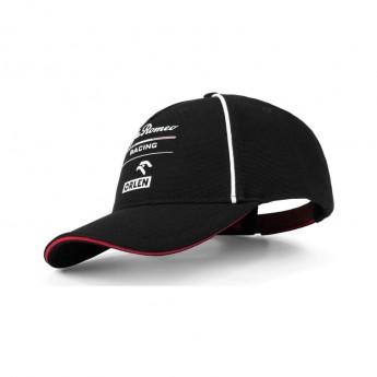 Alfa Romeo Racing čiapka baseballová šiltovka Orlen black F1 Team 2021