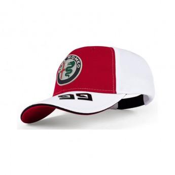 Alfa Romeo Racing čiapka baseballová šiltovka Giovinazzi F1 Team 2021