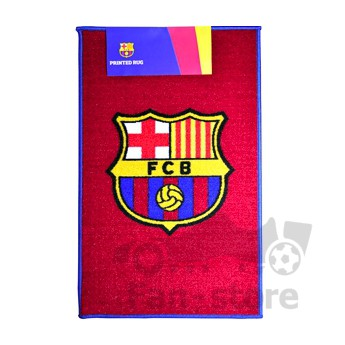 FC Barcelona rohožka rug logo