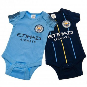 Manchester City detské body 18/19 home and away