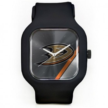 Anaheim Ducks hodinky Modify Watches Unisex Silicone Black