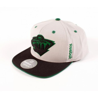 Minnesota Wild Šiltovka Center Ice Snapback