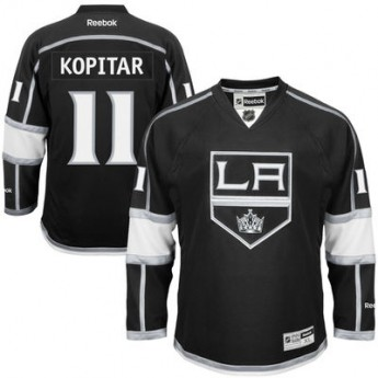 Los Angeles Kings hokejový dres Anze Kopitar Premier Jersey Home