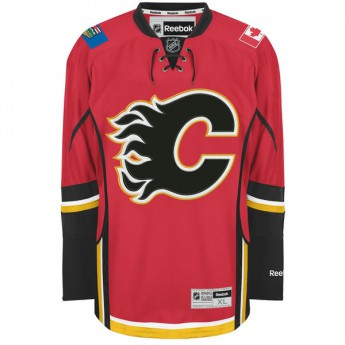 Calgary Flames dres Premier Jersey Home
