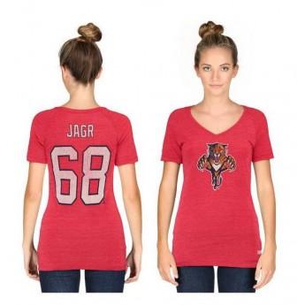 Florida Panthers dámske tričko Jaromír Jágr #68 CCM