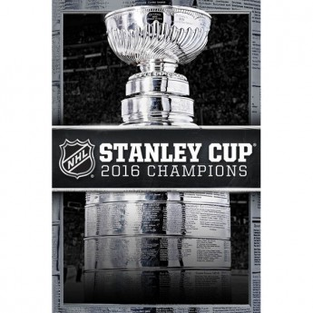 Pittsburgh Penguins DVD 2016 Stanley Cup Champions