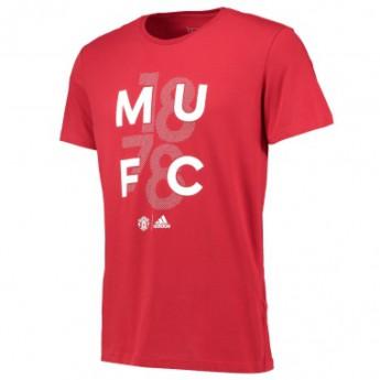 Manchester United pánske tričko GR GO